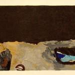 La Barque sur la Plage