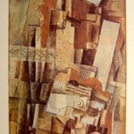 Braque La Guitare