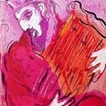 David and His Harp