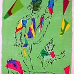 The Green Acrobat