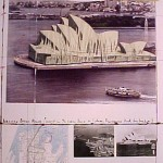 Christo - Wrapped Sydney Opera House