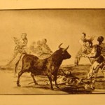Tauromaquia Plate 12