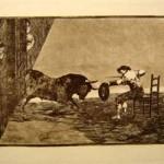 Tauromaquia Plate 18