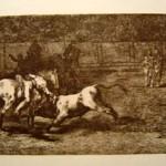 Tauromaquia, Plate 23