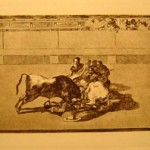 Tauromaquia, Plate 26