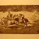 Tauromaquia, Plate 28