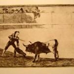 Tauromaquia, Plate 30