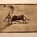 Tauromaquia, Plate 33