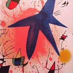 Miro Lithograph I, Number I
