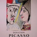 Donation Picasso