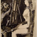 Artist at the Easel