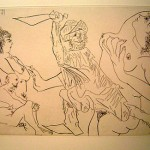 El Entierro del Conde De Orgaz, Plate 1