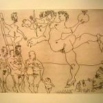 El Entierro del Conde De Orgaz, Plate 4