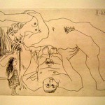 El Entierro del Conde De Orgaz, Plate 8
