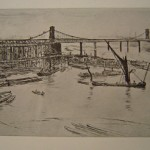 Old Hungerford Bridge