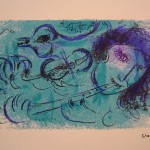 Chagall The Flute Player